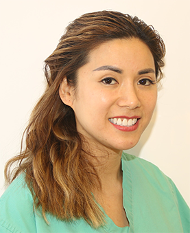 Sindy Tran, Dental Hygienist